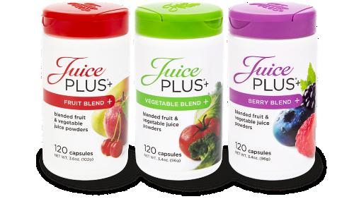 Juice Plus+ Premium capsules